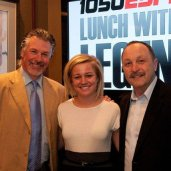 Barry Melrose & Brian Trottier