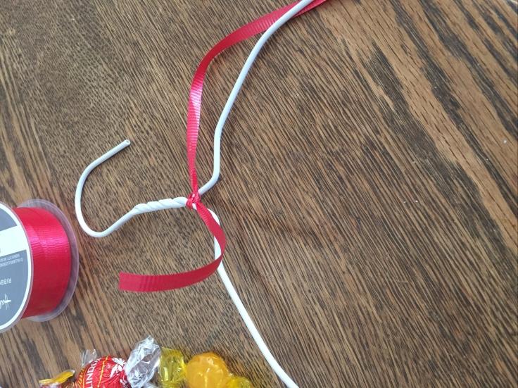 Candy Wreath - Miss Radio Jess